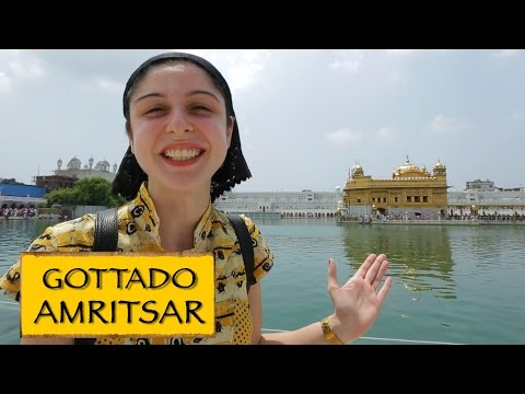 Welcome To Amritsar + Golden Temple