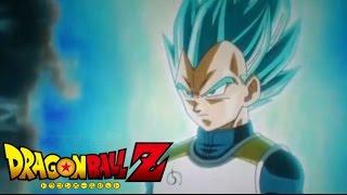 Dragon Ball Z SUPER 2015 Anime Super Saiyan God 2 Vegeta ドラゴンボールスーパー