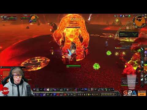CZYSZCZENIE KONTENTU - World of Warcraft: Legion