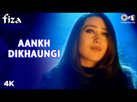 Ankh Milaongi- Fiza - Karishma Kapoor & Hrithik Roshan - Full...