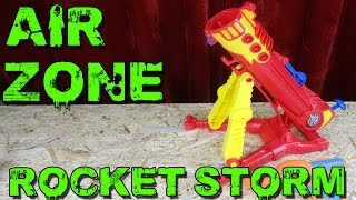 """AIR ZONE ROCKET STORM MÖRSER"" -Vorstellung"