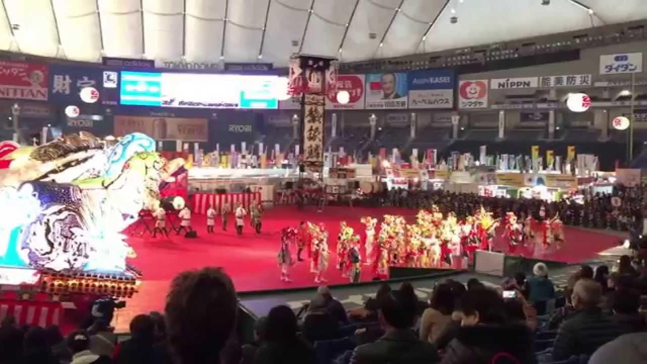 Kouichi Ooshima  ふるさと祭り東京2015 青森ねぶた祭 Kouichi Oos