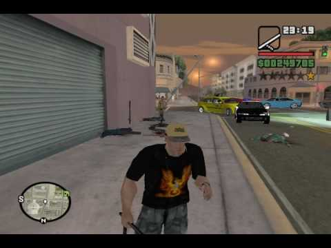Gta San andreas Loquendo xD