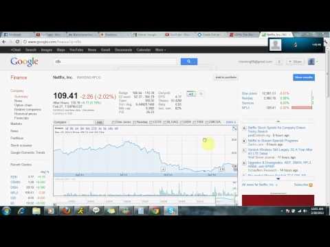NFLX Stock Netflix Stock