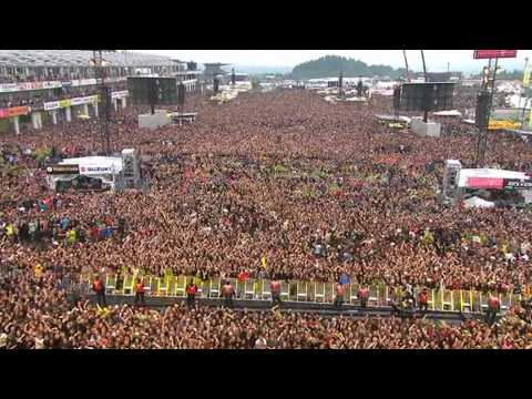 Rise Against - Chamber The Cartridge (Live @ Rock Am Ring)