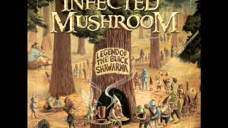 Watch Infected Mushroom The Legend Of The Black Shawarma video