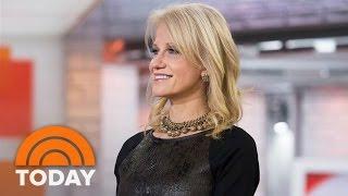 Kellyanne Conway On President Trump's Wiretap Claim: 'It's Under Investigation' | TODAY