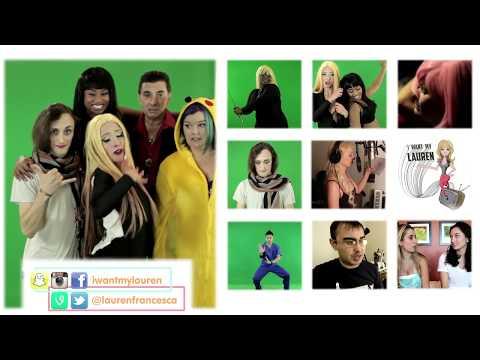 Iggy Azalea's Black Widow Parody BTS Feat. Internet Stars