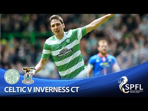 Celtic rout Inverness on trophy day in Glasgow