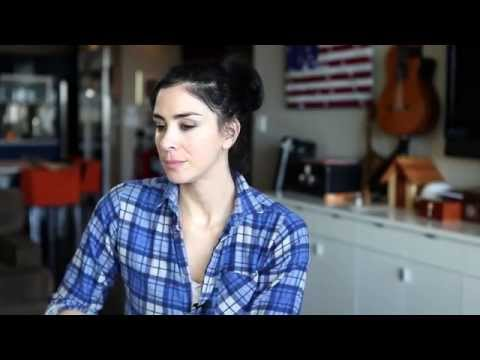 Sarah Silverman Doesn't Think the Wage Gap is Funny Either