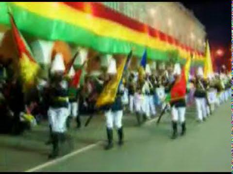 la mejor banda de Bolivia  colegio SAINZ (Viva mi Patria Bolivia)