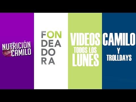 ACTUALIZACIÓN Las Reviews de Camilo   NUEVO CANAL   FONDEADORA