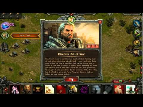 Stormfall: Age of War Gameplay Part 1