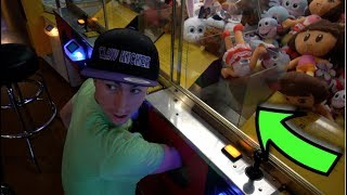 DO NOT DO THIS AT THE ARCADE!!!!