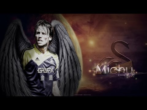 Michu - # The Perfect Striker ★ Swansea Goals | 2012/2013 | HD