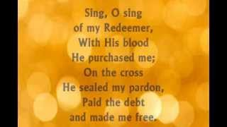Watch Fernando Ortega I Will Sing Of My Redeemer video