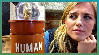 World's First Poo Museum! - Earth Unplugged