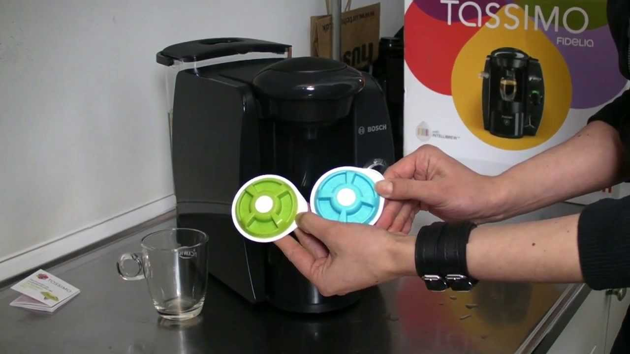 tassimo hot water disc youtube. Black Bedroom Furniture Sets. Home Design Ideas
