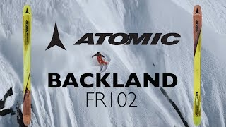 Gear Review: Atomic Backland Freeride Ski