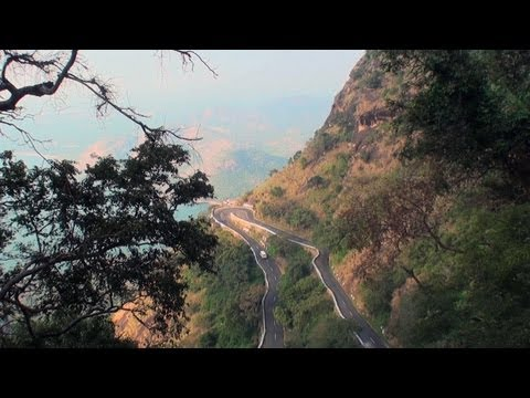 Haripin bends, Valparai, Coimbatore