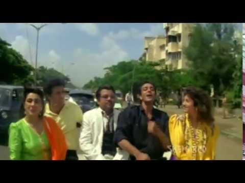 Bombay Bombay - Sunny Deol - Sanjay Dutt - Krodh - Mohd Aziz - Laxmikant Pyarelal - Hindi Song