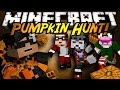 Minecraft Halloween Game : PUMPKIN HUNT!