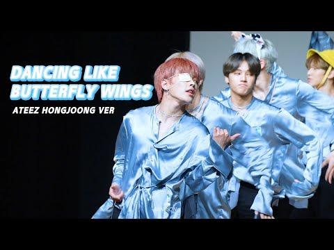 Download 190721 강남 팬싸인회 ATEEZ 에이티즈 홍중 Dancing Like Butterfly Wings Mp4 baru