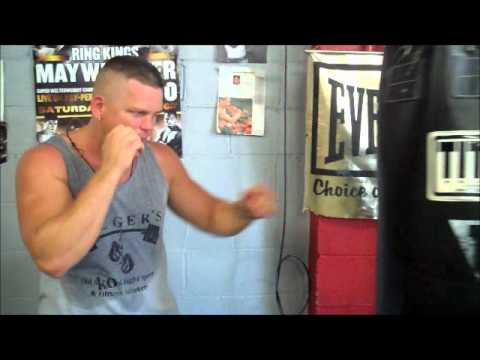 Boxing Training Lessons | Heavy Bag Workout Mistakes. Image 1
