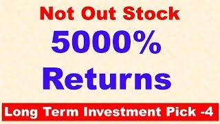 Top Best Blue Chip Stock Share for Long Term Investment in 2019|| Series -4
