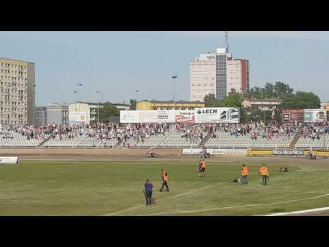 Żużel Polonia Bydgoszcz - Wybrzeże Gdańsk 46:44 Ostatni Bieg Cały.