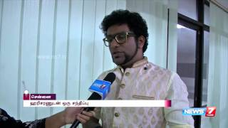 Thalli Pogathey is my recent favorite song : Haricharan | Super Housefull