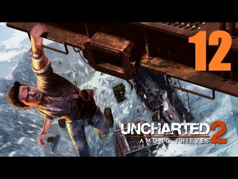 Uncharted 2: Among Thieves Story Walkthrough (Part 12)