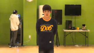[CUT] Choi Seungcheol solo stage. Dancing.