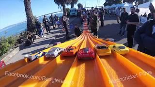 Boogie Racers November 2018 50 foot Hot Wheels Track