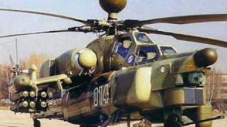 top 5 attack helicopters