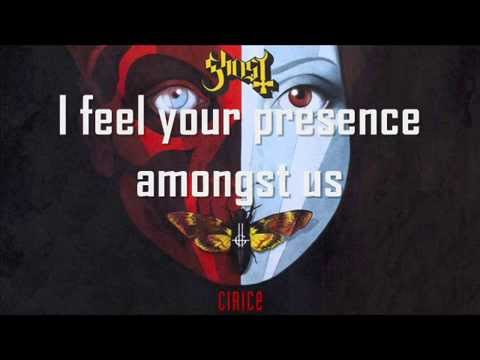 Ghost-Cirice (Lyrics)