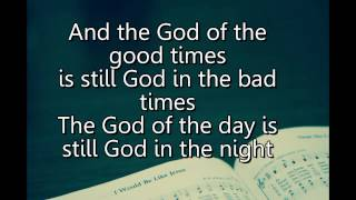 God on the Mountain by Lynda Randle - Lyrics