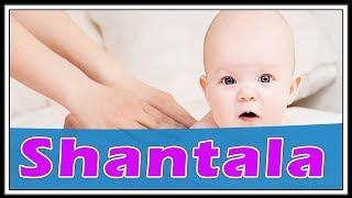 Shantala - Como aliviar a cólica do bebê - Os benefícios da shantala