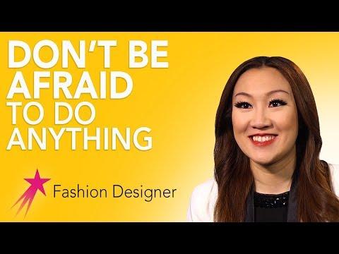 Fashion Designer: Advice - Candice Wu Career Girls Role Model