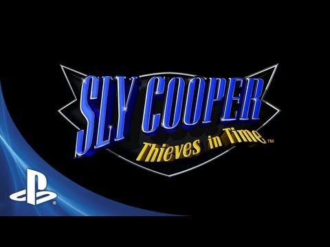 Sly Cooper: Thieves In Time™ PS Vita Trailer