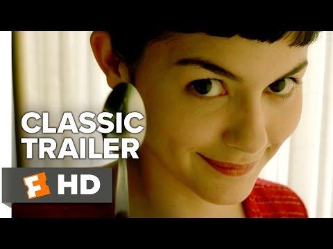 Amélie (2001) Official Trailer 1 - Audrey Tautou Movie
