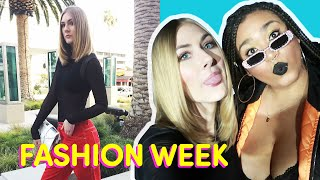 We Went To LA Fashion Week For The First Time!