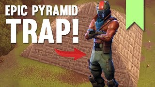 EPIC 4-MAN PYRAMID TRAP! | FORTNITE FUNNY FAILS AND BEST MOMENTS #056 (DAILY MOMENTS)