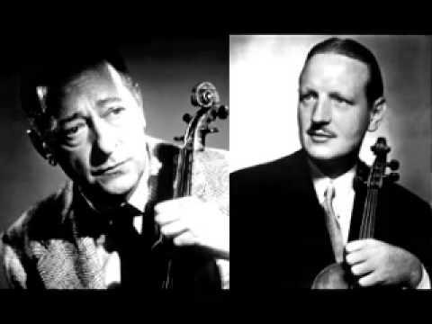 Jascha Heifetz - Handel-Halvorsen Passacaglia