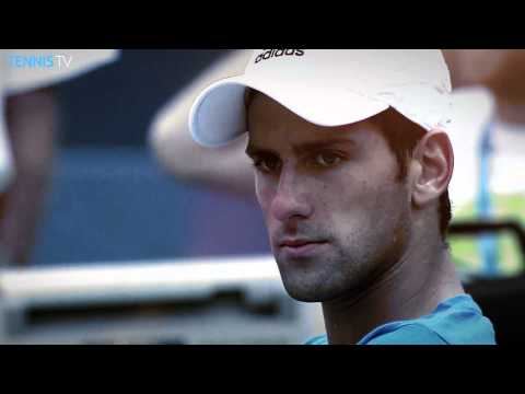 Stars React To Djokovic Bid For Career Golden Masters Cincinnati 2015