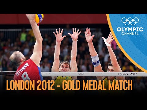 Volleyball - Men Gold Final - London 2012 Olympic Games