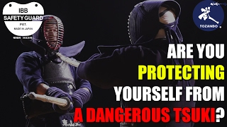 Kendo: Are You Protecting Yourself From A Dangerous Tsuki? - IBB Safety Guard - English Version