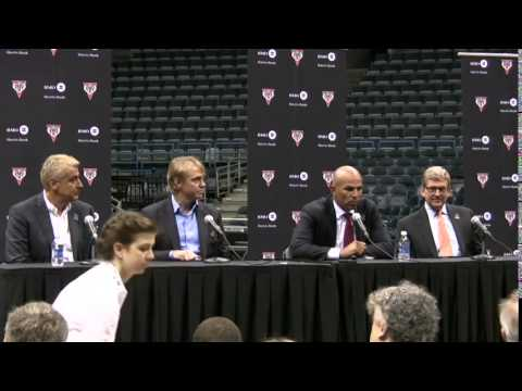 Jason Kidd press conference