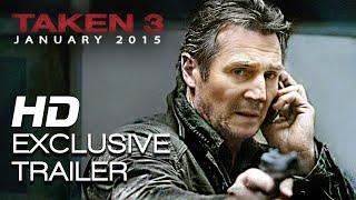Taken 3 | Official Trailer #1 HD | IN CINEMAS NOW
