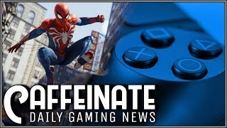 New Patent Explains How PS5 is Cutting Down Loading Times | Caffeinate 06.25.2019